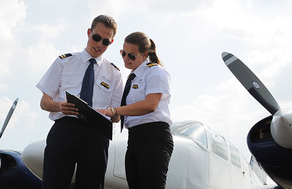 Private and Commercial Pilot Training
