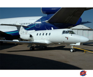 British Aerospace Hawker 125 – HS125